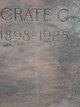 """Crayton Gilbert """"Crate"""" Lawler Sr."""