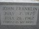 John Franklin Clark
