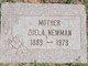 Zuela <I>Evans</I> Newman