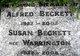 Susan <I>Warrington</I> Beckett