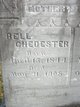 Profile photo:  Bell Chedester