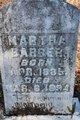 Martha Belle <I>Gieger</I> Barber