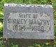 Profile photo:  Betsy <I>Holt</I> Maltby