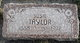 Susan Clarissa <I>Curtis</I> Taylor