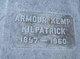 Profile photo:  Armour Kemp Kilpatrick