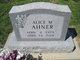 Profile photo:  Alice Mary <I>Heins</I> Ahner