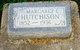 Margaret E. <I>Douglass</I> Hutchison