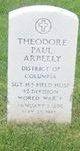 Theodore Paul Arbeely