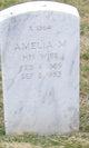 "Amelia Martha ""Nan"" <I>Zachrieson</I> Jones"