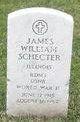 James William Schecter