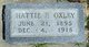 Hattie R. <I>Campbell</I> Oxley