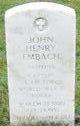 John Henry Embach