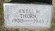 Jewell Marie <I>Niswonger</I> Thorn