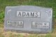 Irene M. <I>Zehr</I> Adams