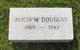 Alicia Marie <I>O'Fallon</I> Douglas