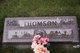 Cora W <I>Holt</I> Thomson
