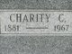 Charity Catherine Alt