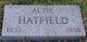 Altie Hatfield
