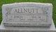 Profile photo:  Ida Margaret <I>Fraley</I> Allnutt