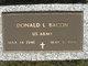 Donald Leroy Bacon