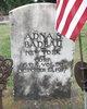 Profile photo:  Adna S. Badeau