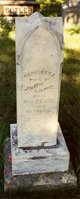 Henrietta McWillie <I>McKee</I> Lowe