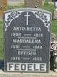 Maddalena <I>Arnaudo</I> Fedele