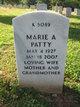 Profile photo:  Agnes Marie <I>Ellison</I> Patty