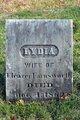 Lydia <I>Thomas</I> Farnsworth