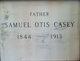 Profile photo:  Samuel Otis Casey