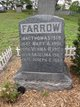 Mary A <I>Snow</I> Farrow