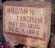 William H Langham