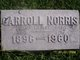 Carroll Milton Norris