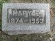 Mary E Snyder
