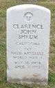Clarence John Shrum