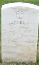 Ethel <I>Joseph</I> Wegscheider