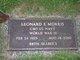 "Leonard E. ""Lefty"" Morris"