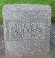Profile photo:  Alfred L Faulkner