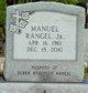 """Manuel """"Manny"""" Rangel, Jr"""