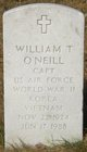 William Terrence O'Neill