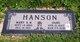 Mary Ann <I>Nielsen</I> Hanson