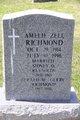 """Amelie De B """"Amie"""" <I>Zell</I> Richmond"""