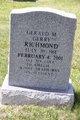 "Gerald M ""Gerry"" Richmond"