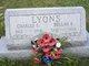Profile photo:  Charles E. Lyons