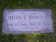 Helen Curtis Bicknell