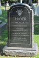 Profile photo: Dr Frederick Clifton Thayer, Jr