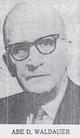 Abe D. Waldauer