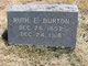 Ruth E Burton
