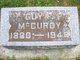 Guy Foster McCurdy