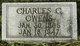 Charles Good Owens